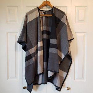 Ladies Open Front Poncho/Shawl from Jessica